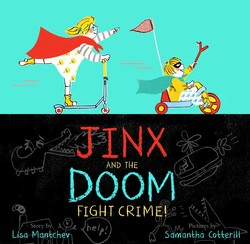 Jinx and the Doom Fight Crime!