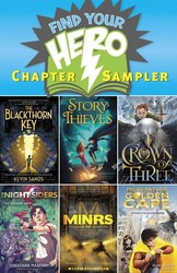 Find Your Hero Chapter Sampler