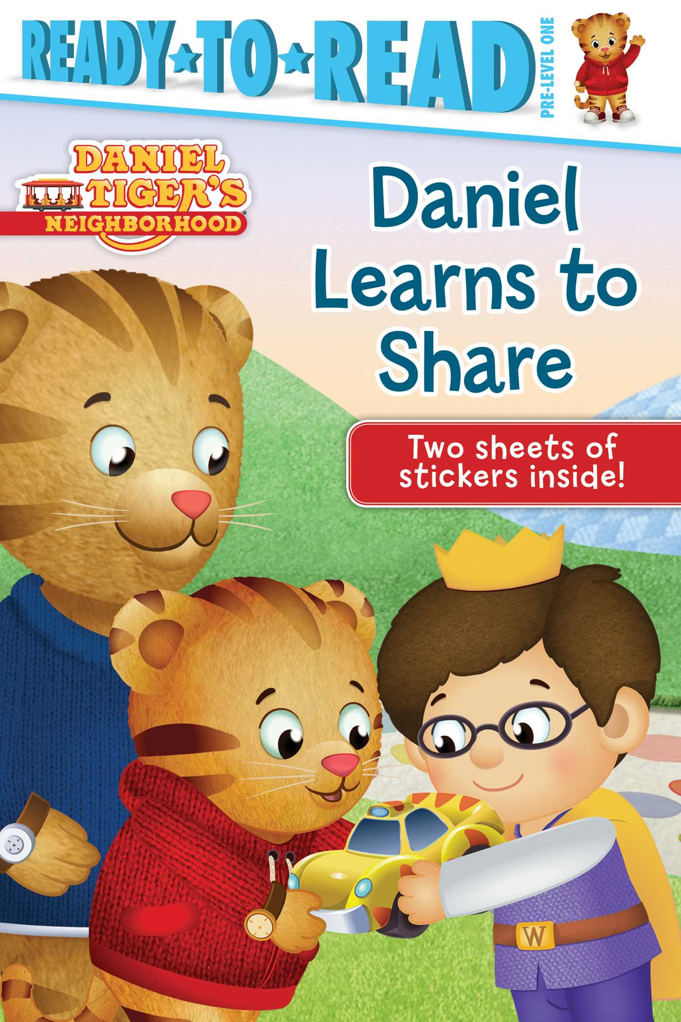 Daniel learns to share 9781481467513 hr