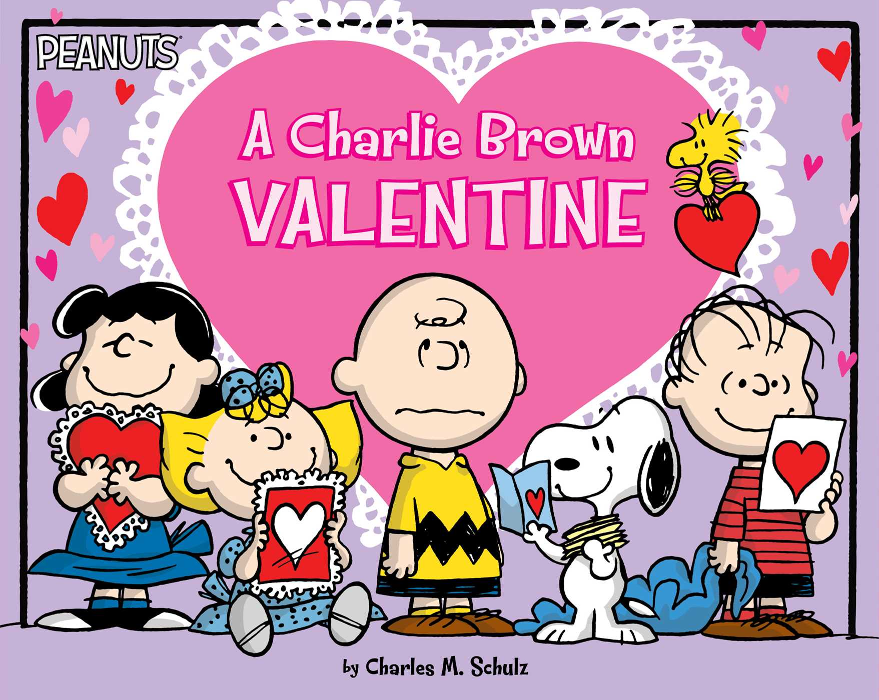 a charlie brown valentine 9781481468039 hr - Charlie Brown Valentine Video