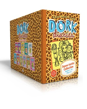 Dork Diaries Squee-tastic Collection Books 1-10 Plus 3 1/2