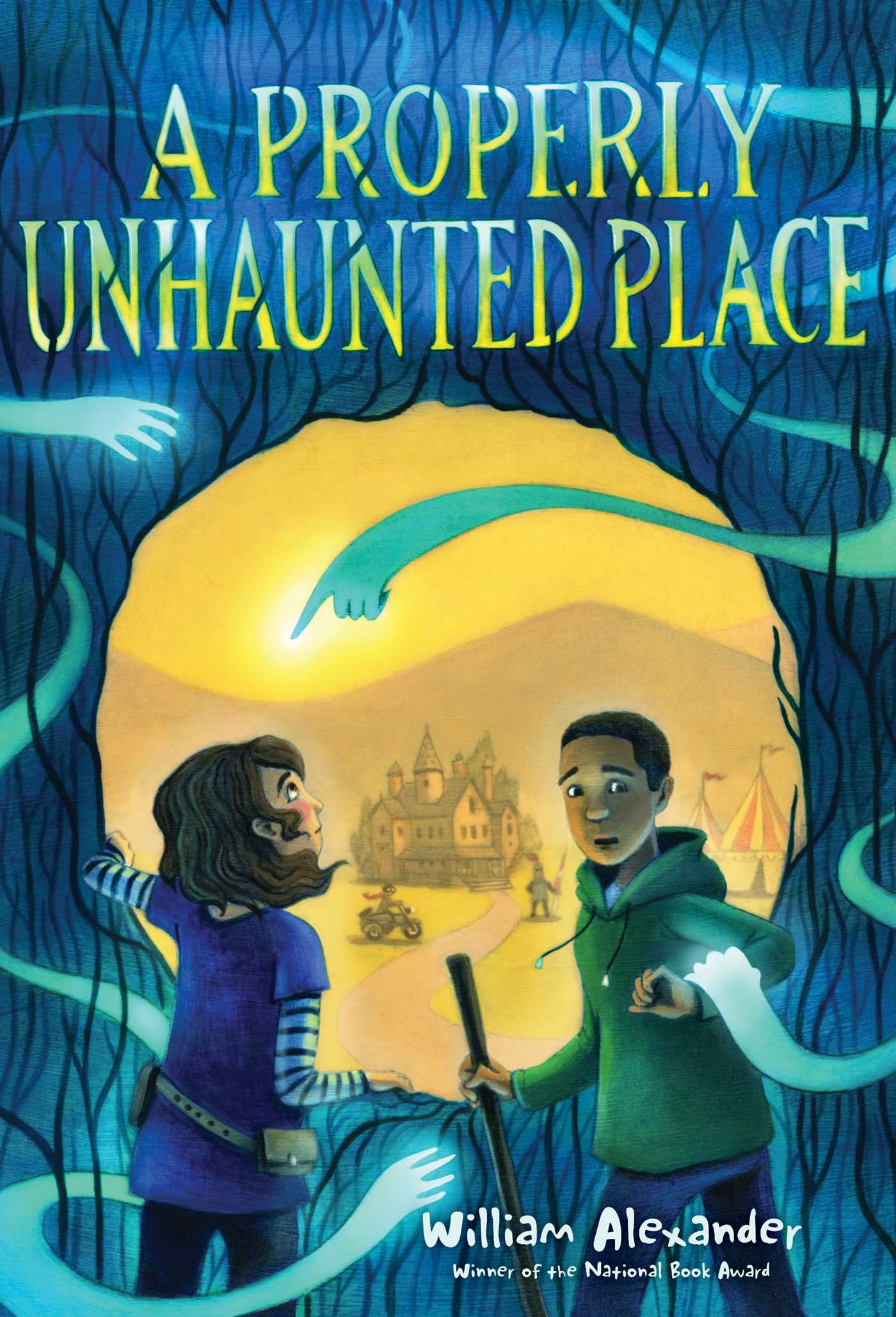 A Properly Unhaunted Place -- William Alexander