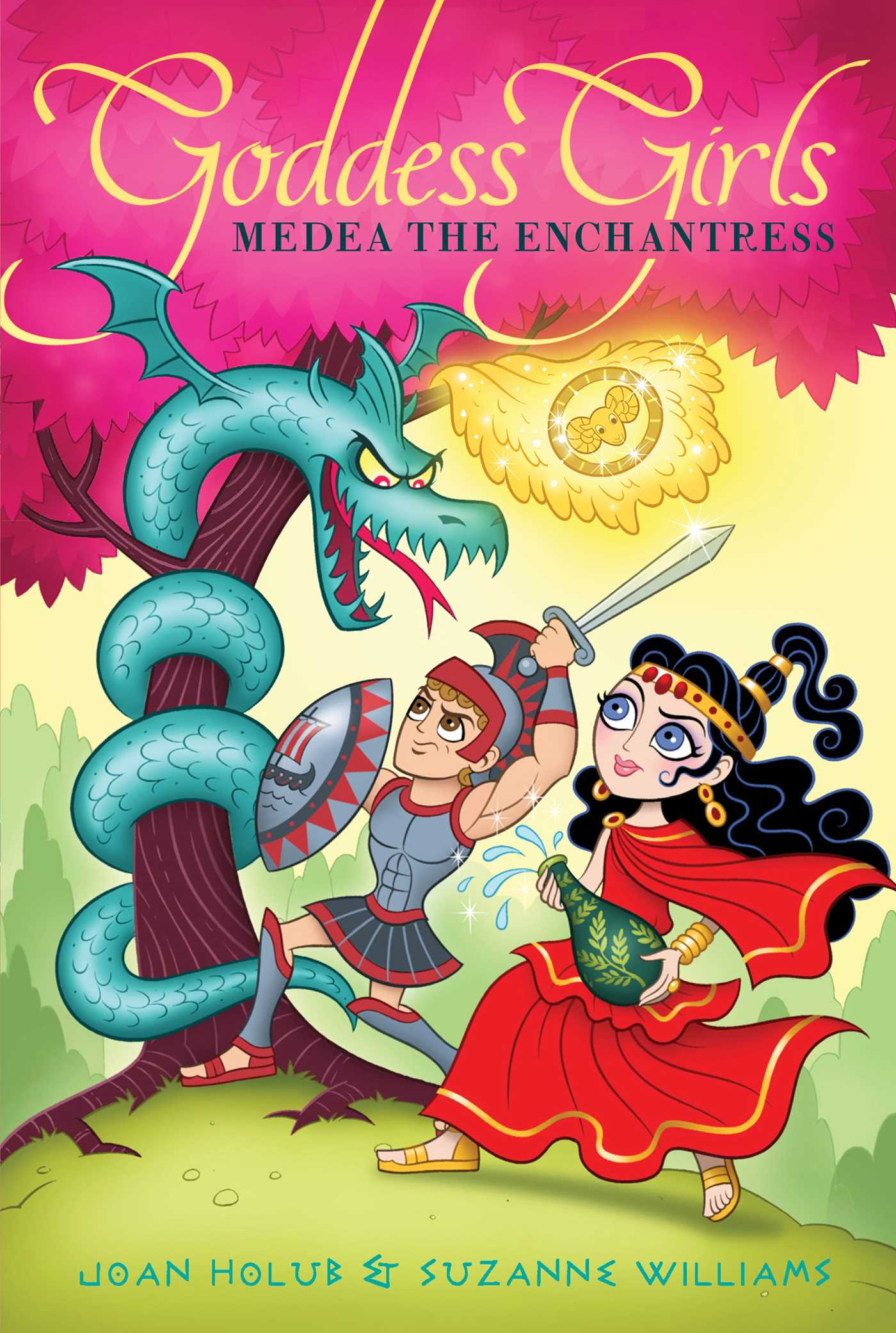 Medea the enchantress 9781481470179 hr