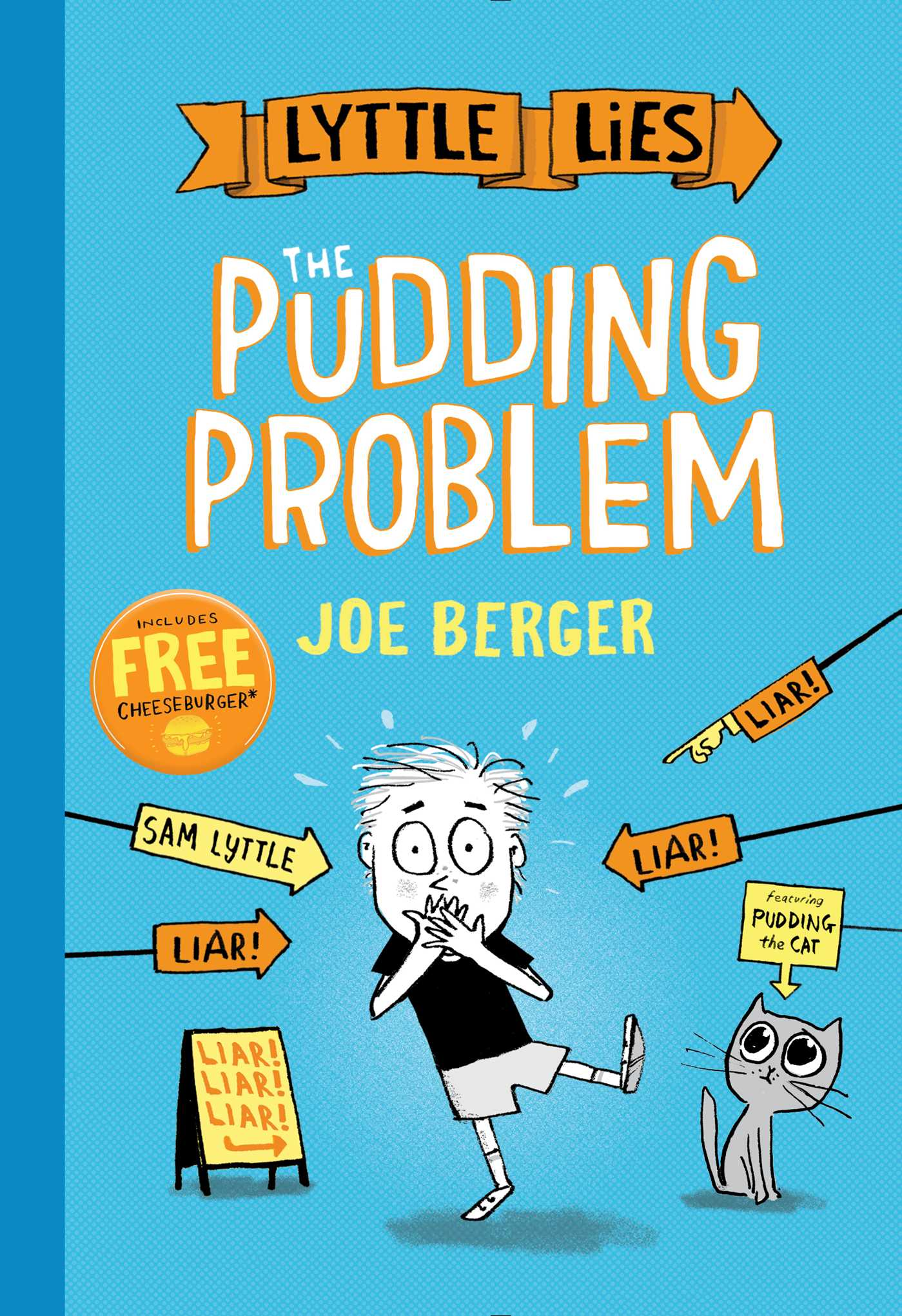 The pudding problem 9781481470834 hr