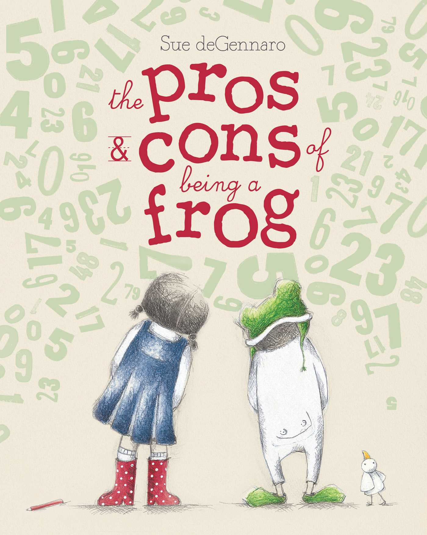 the pros u0026 cons of being a frog book by sue degennaro official