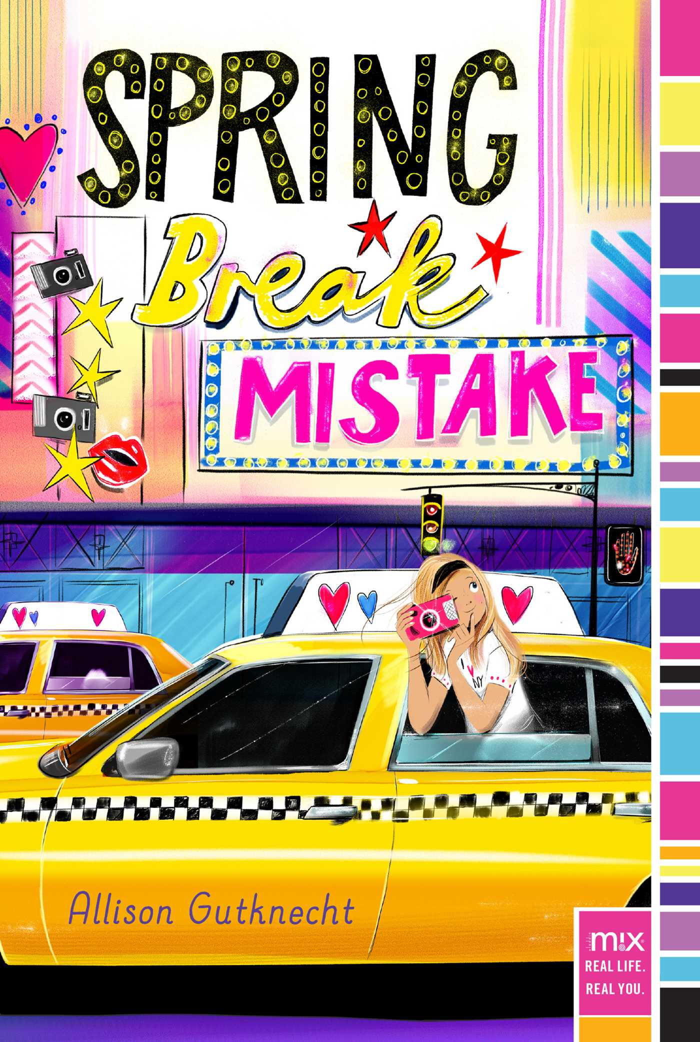 Spring break mistake 9781481471534 hr