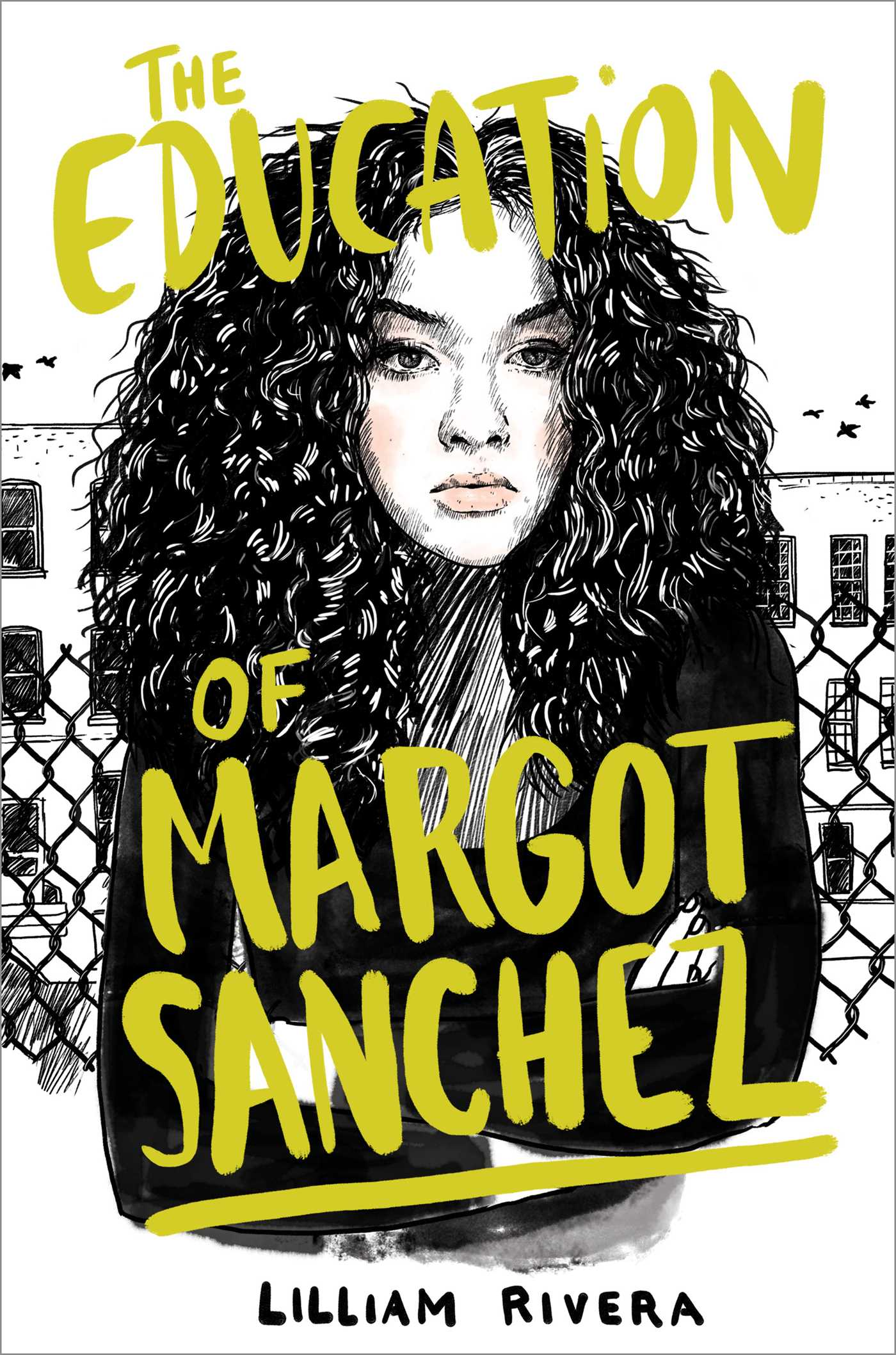 The education of margot sanchez 9781481472111 hr