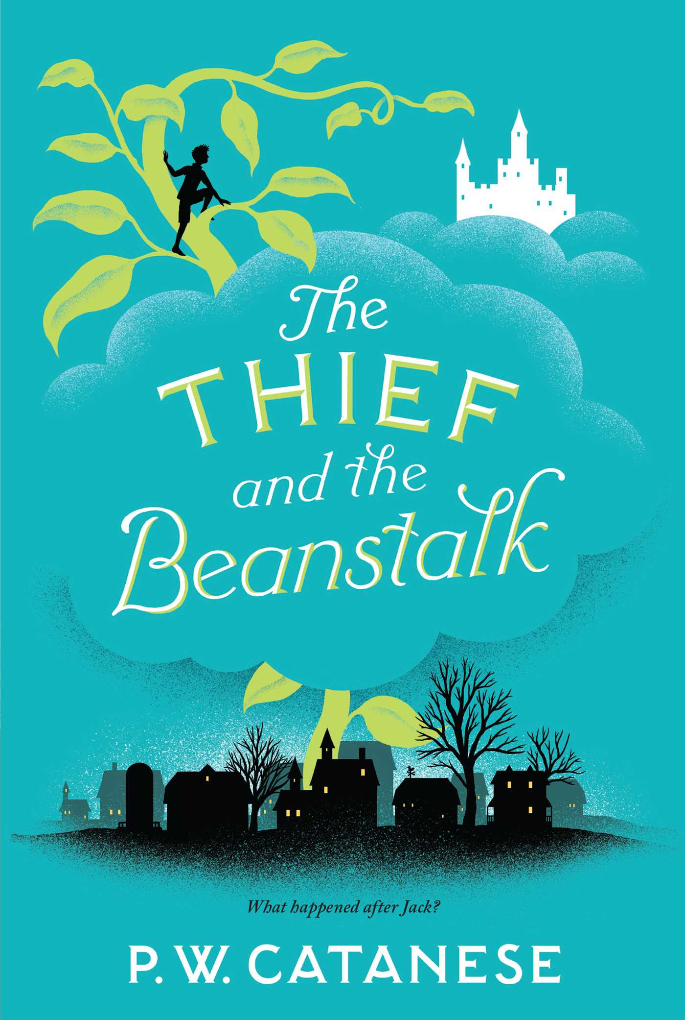 The thief and the beanstalk 9781481476324 hr