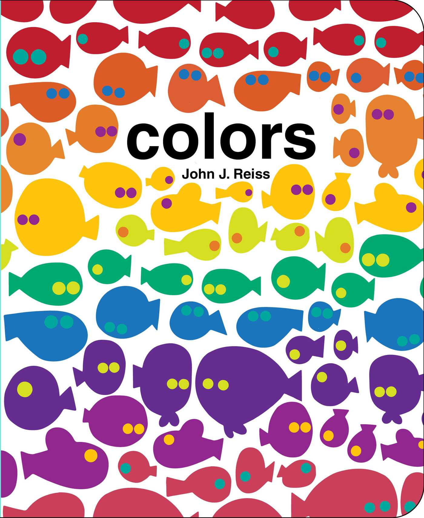 Colors Book by John J Reiss ficial Publisher Page