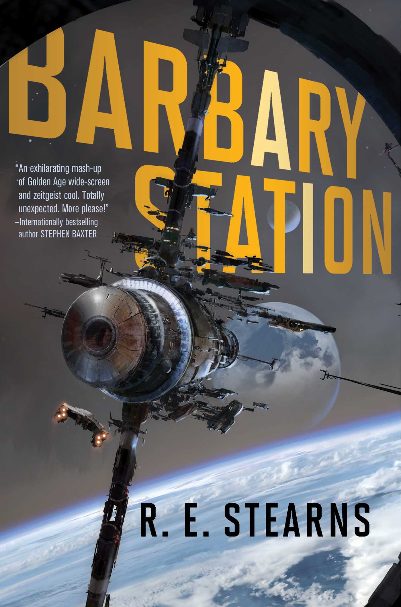 Barbary station 9781481476867 hr