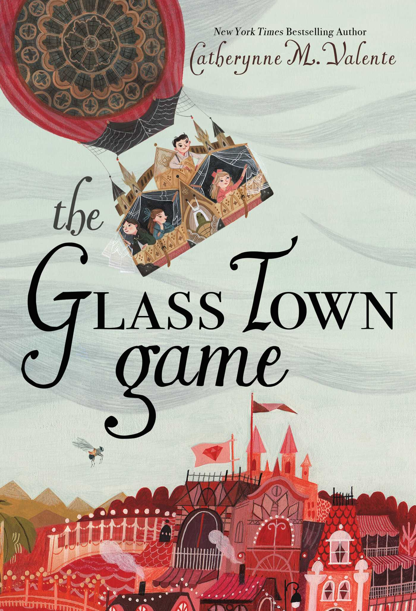 The glass town game 9781481476966 hr