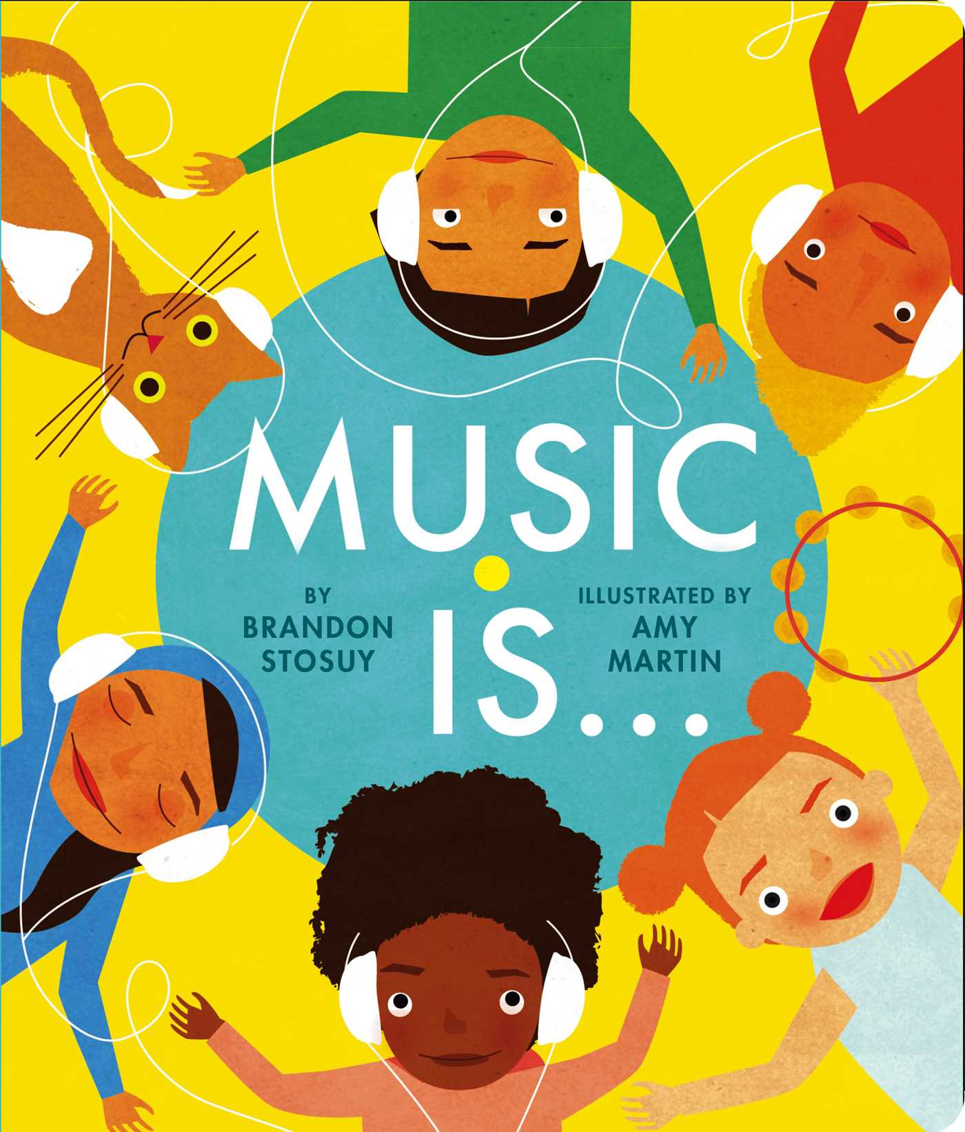 Music Is . . . | Book by Brandon Stosuy, Amy Martin | Official ...