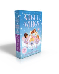 Angel Wings Sparkling Collection Books 1-4