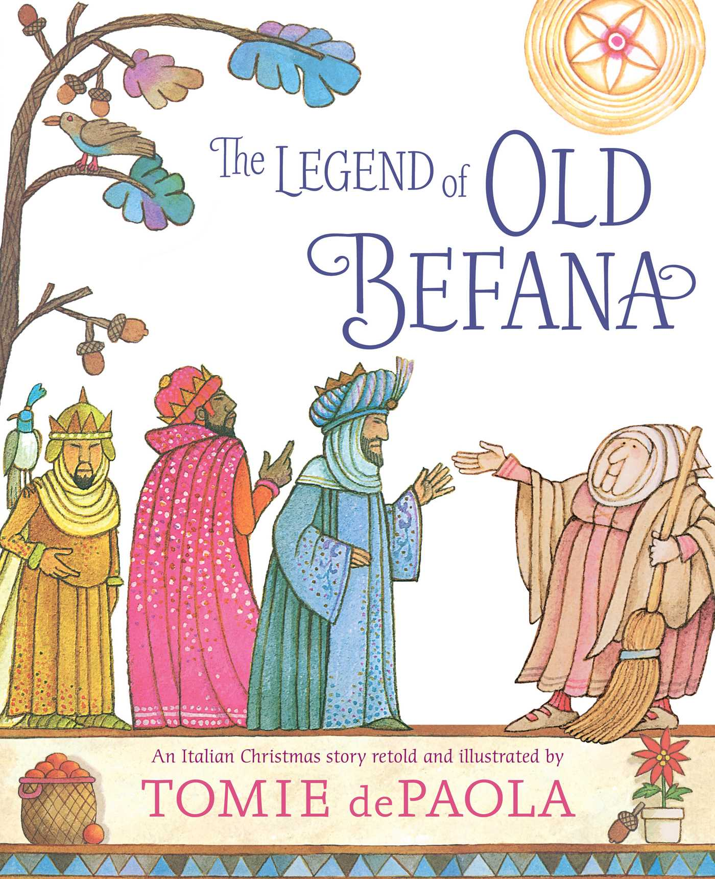 meet the author tomie depaola christmas