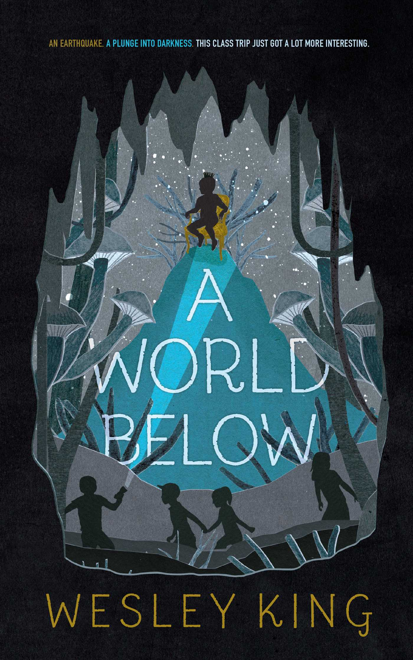 A world below 9781481478229 hr