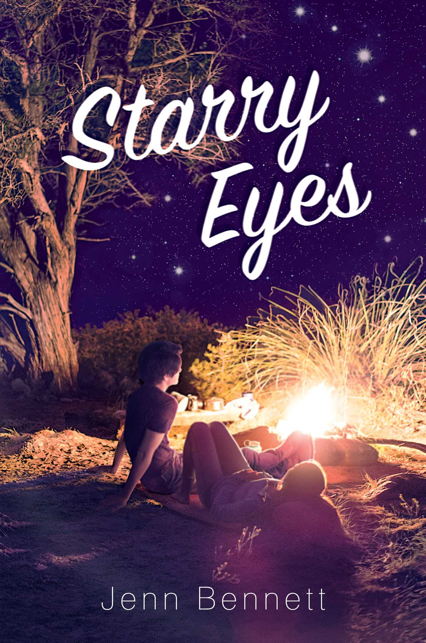 Starry eyes 9781481478809 hr