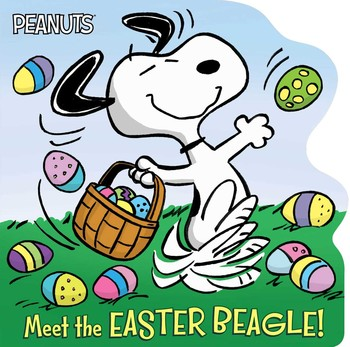 Meet the Easter Beagle! | Book by Charles M. Schulz, Vicki Scott ...