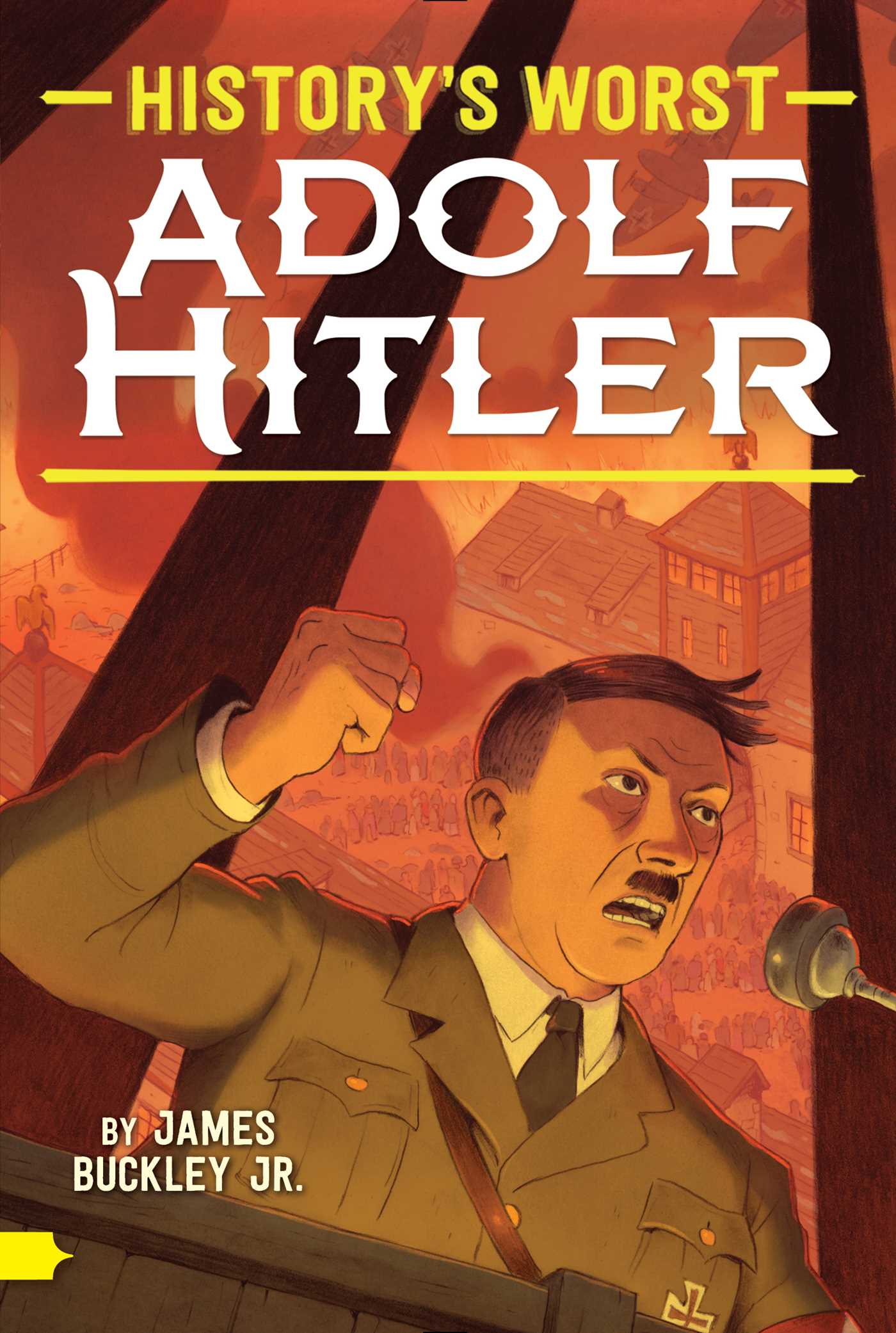 Adolf hitler 9781481479417 hr