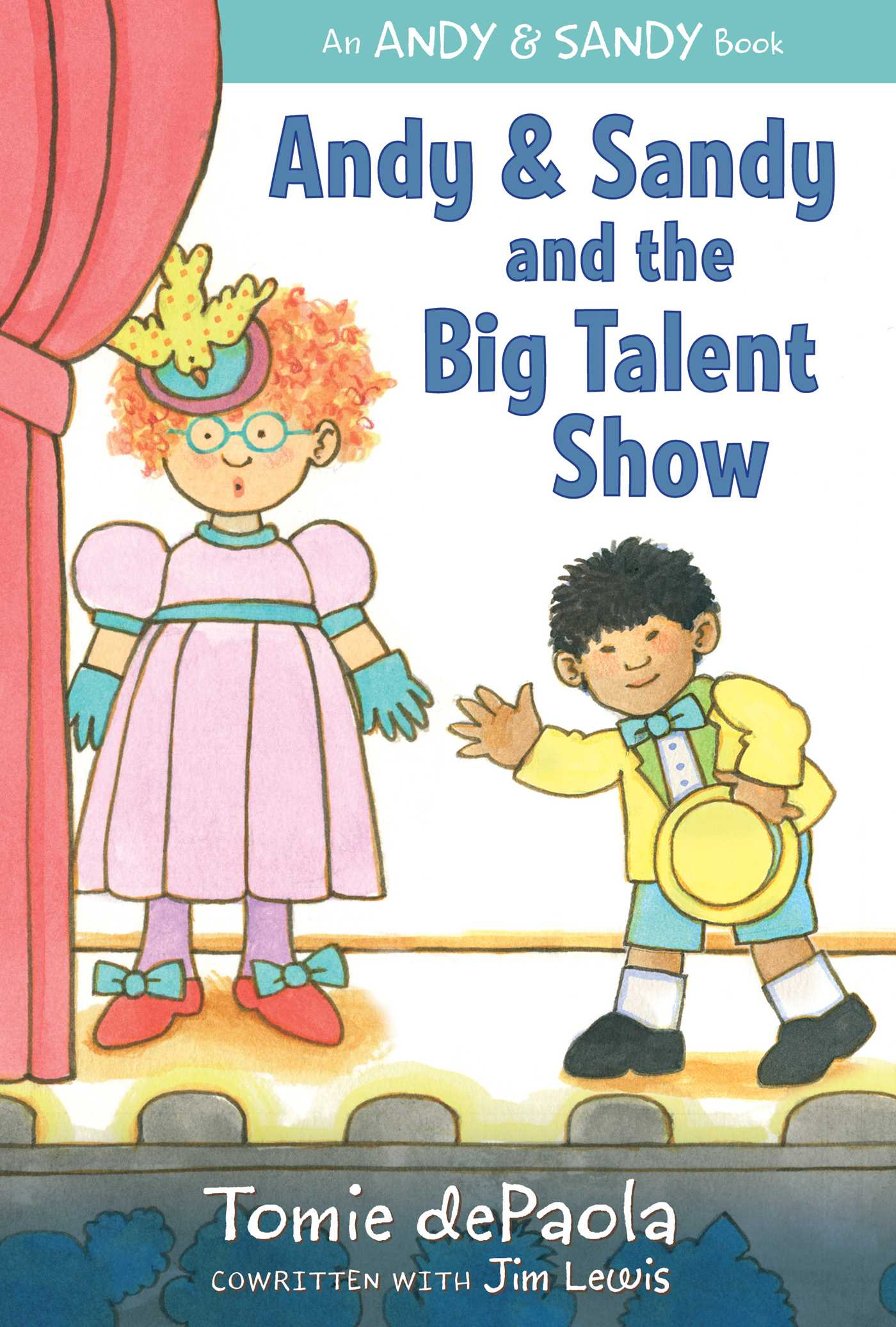 Andy sandy and the big talent show 9781481479479 hr