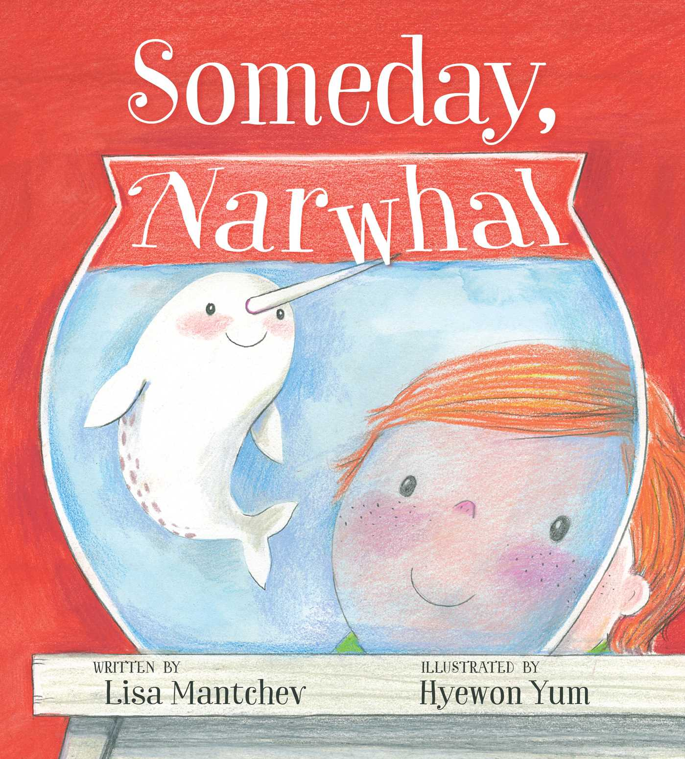 Someday narwhal 9781481479707 hr