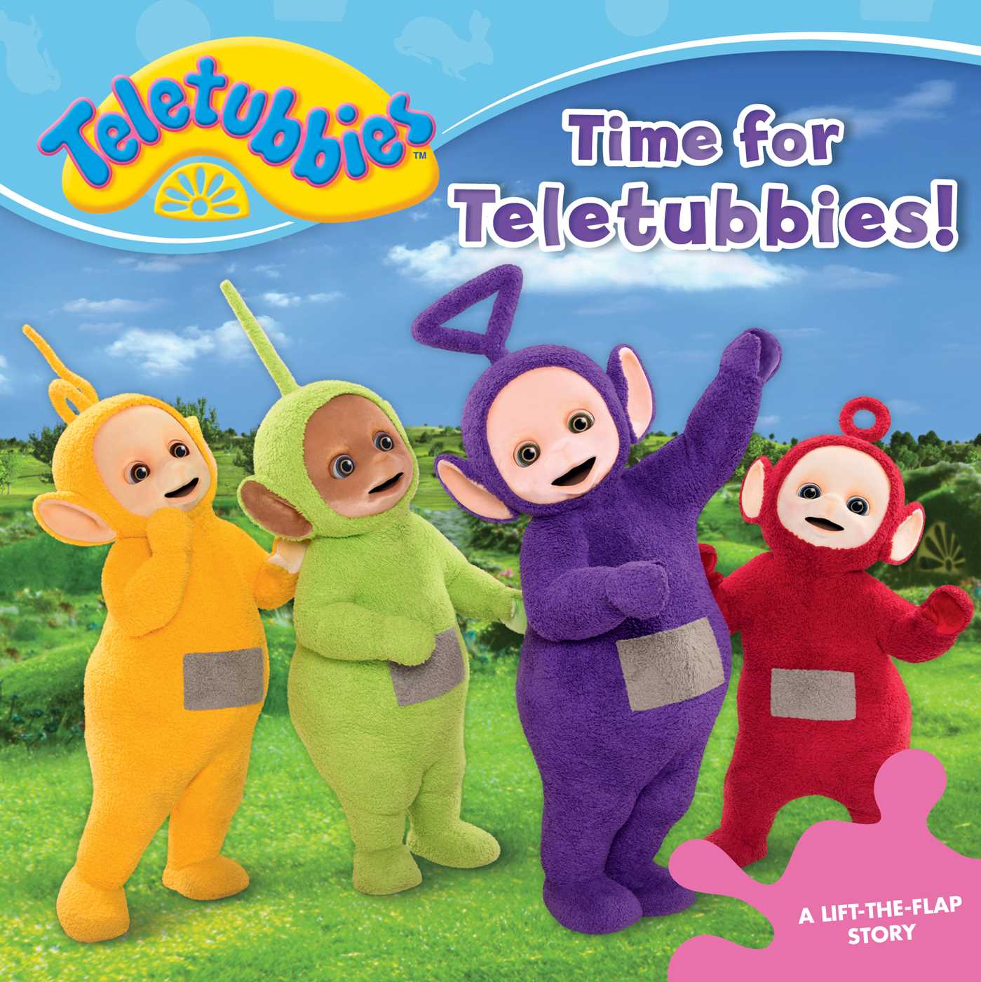 the teletubbies The teletubbies is a uk show about four stubby aliens who live on a giant miniature golf course they walk around the course doing simpletonic tasks and eating alien toast.