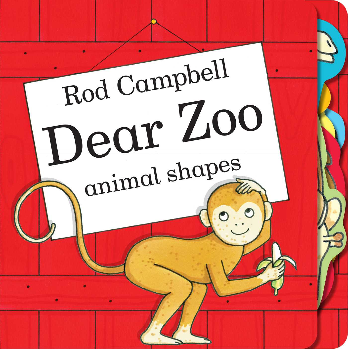 Dear zoo animal shapes 9781481480697 hr