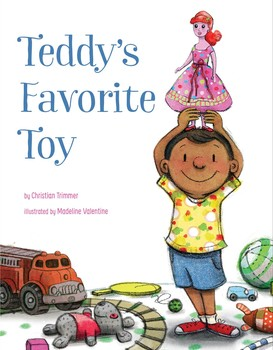 Teddy's Favorite Toy by Christian Trimmer