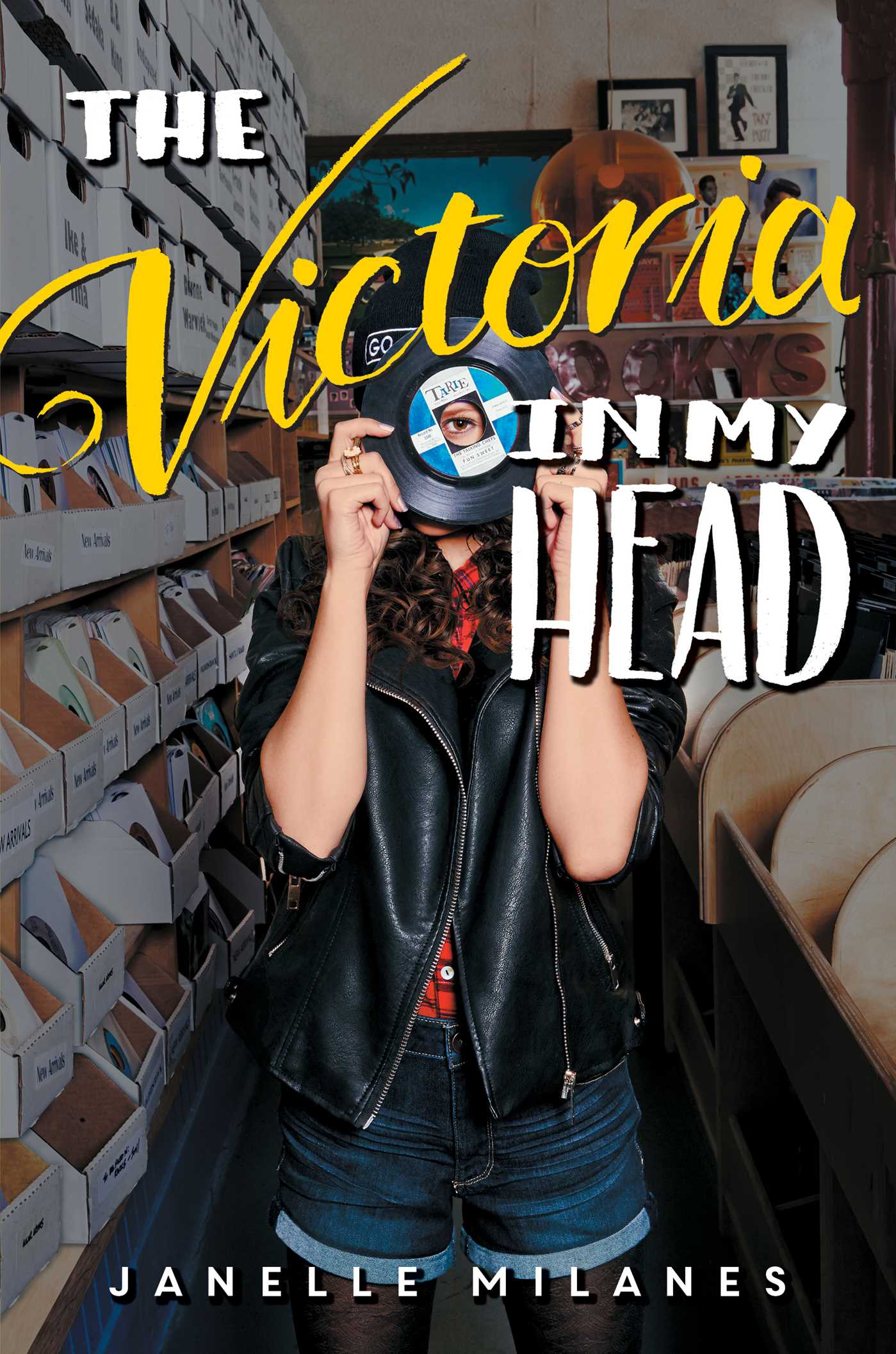 The victoria in my head 9781481480895 hr