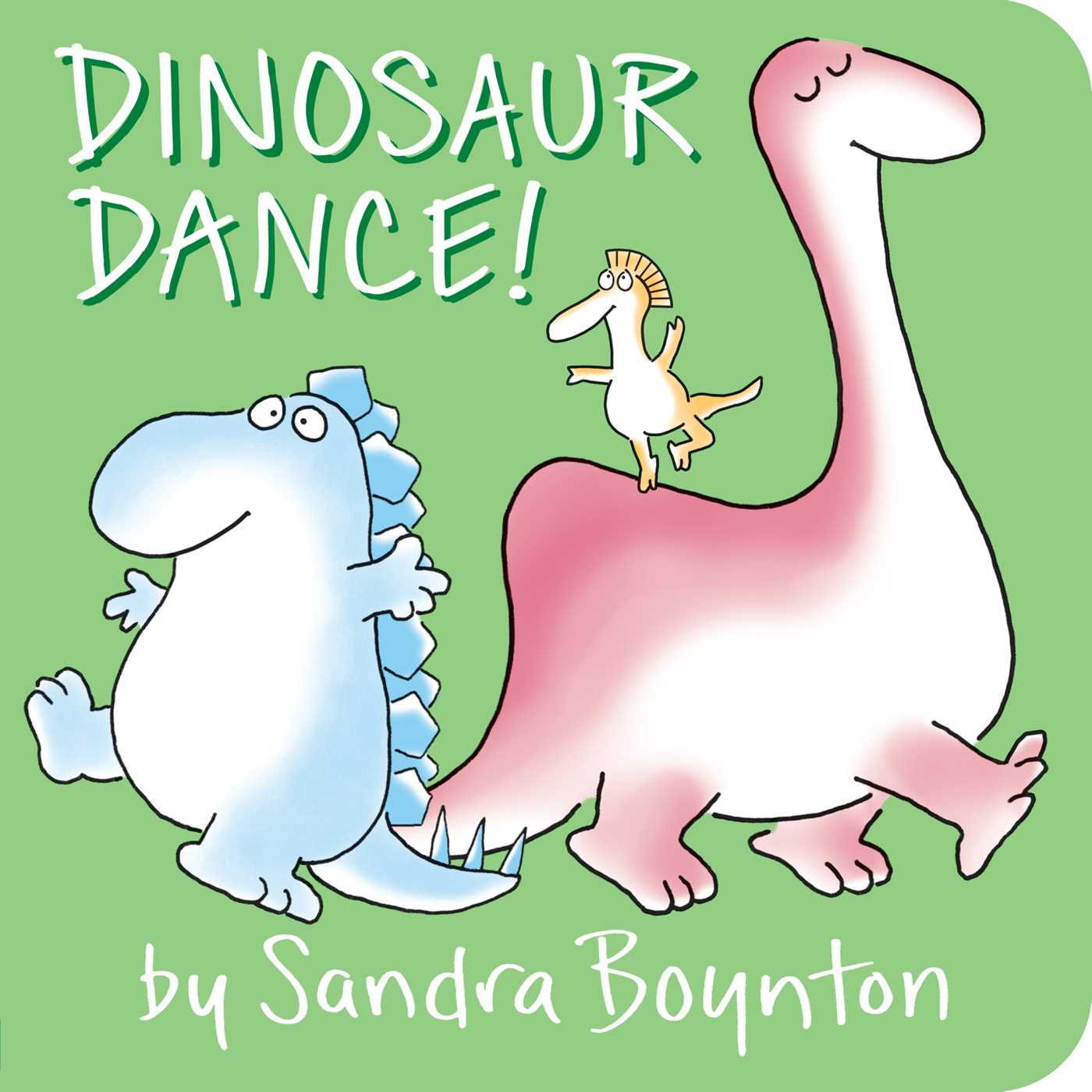 Dinosaur dance 9781481480994 hr