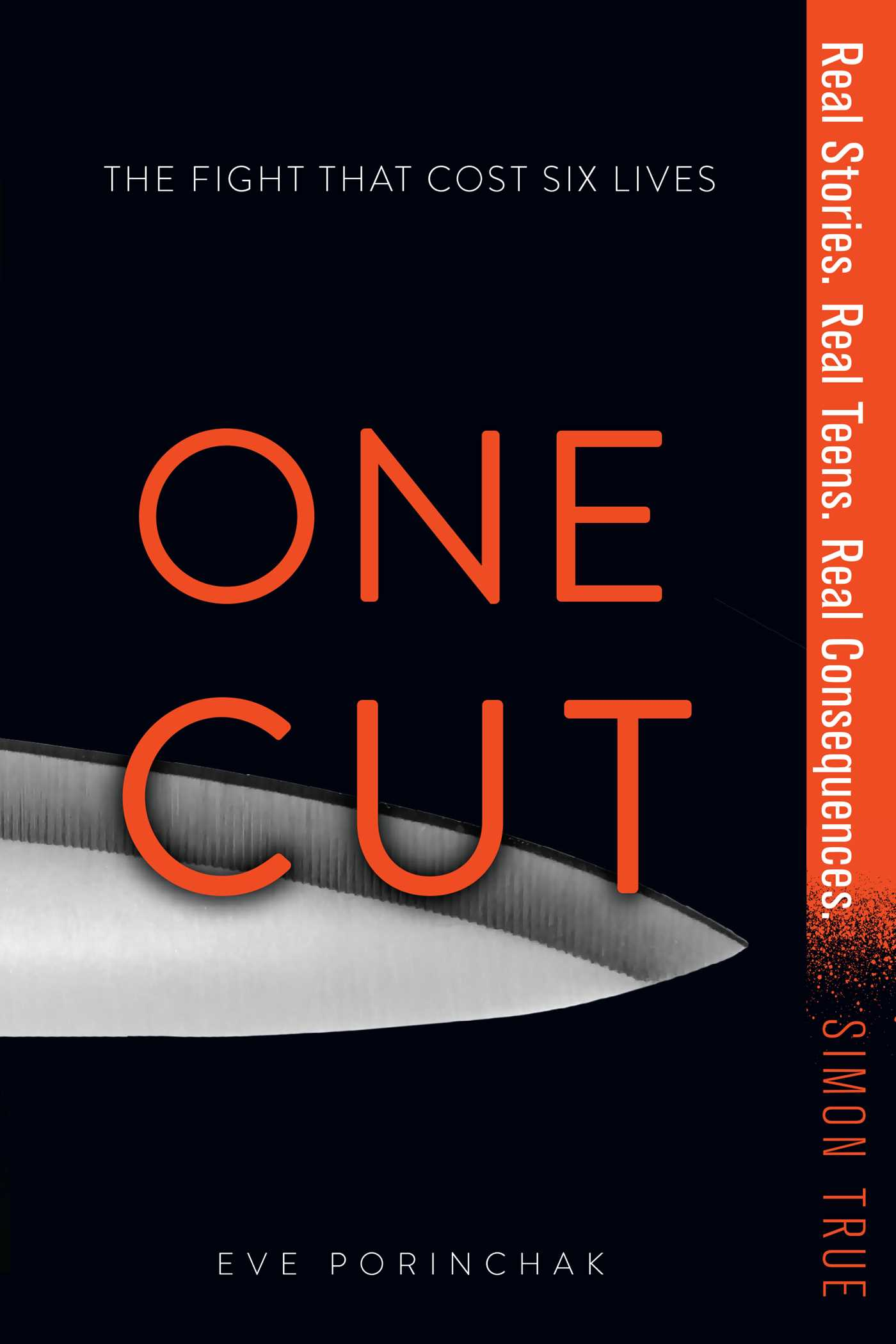 One cut 9781481481311 hr