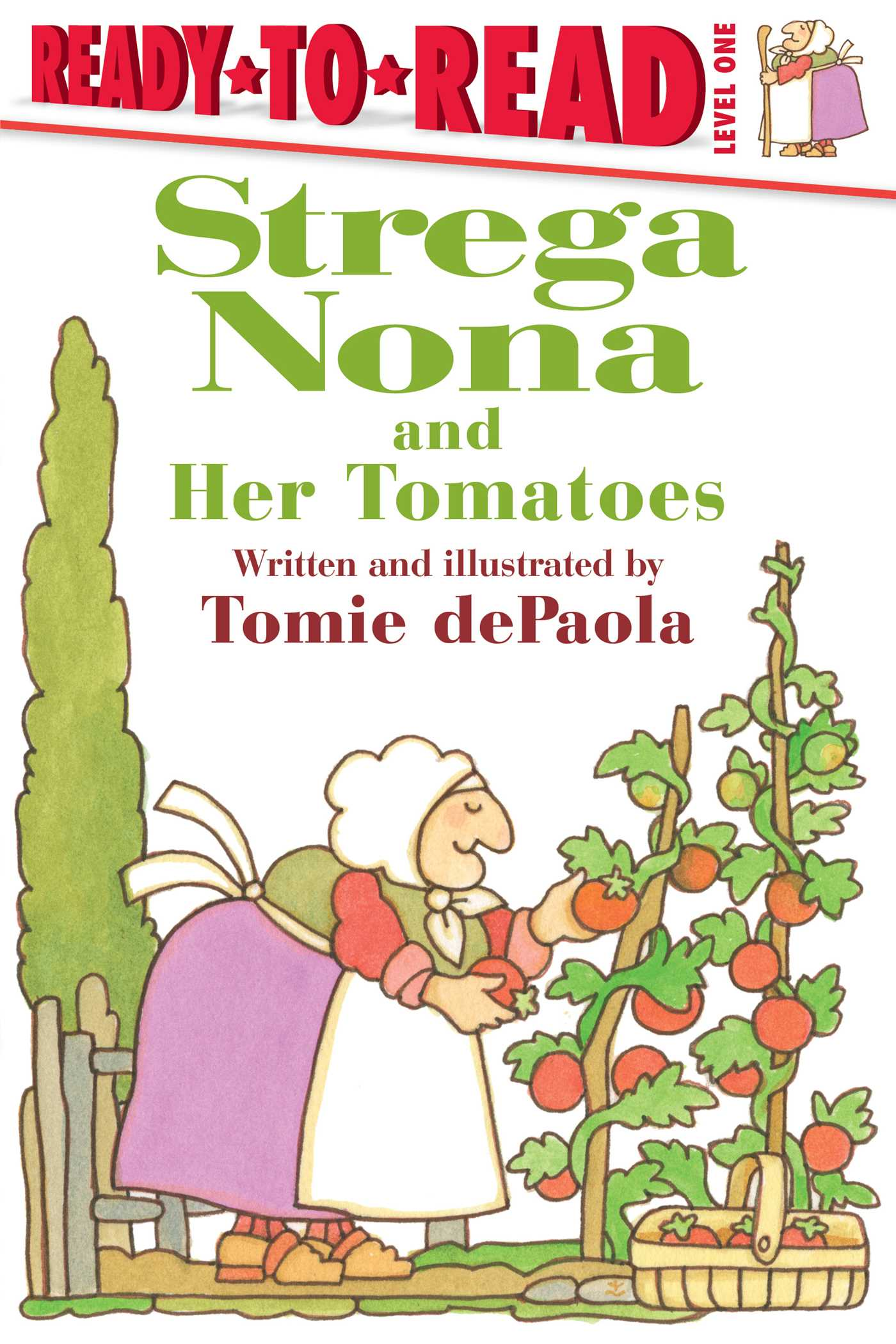 Strega nona and her tomatoes 9781481481342 hr