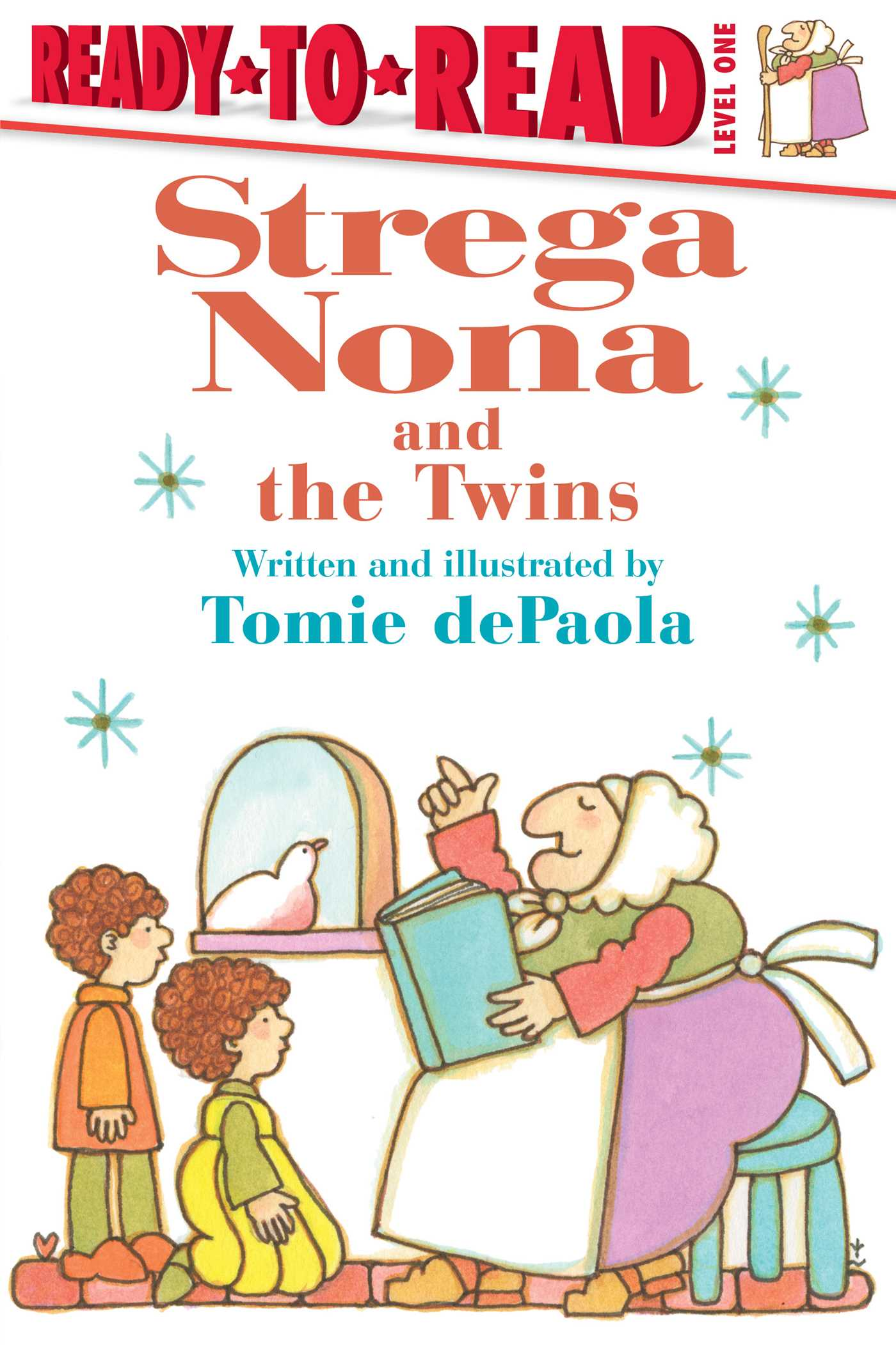 Strega nona and the twins 9781481481373 hr