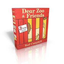 Dear Zoo & Friends