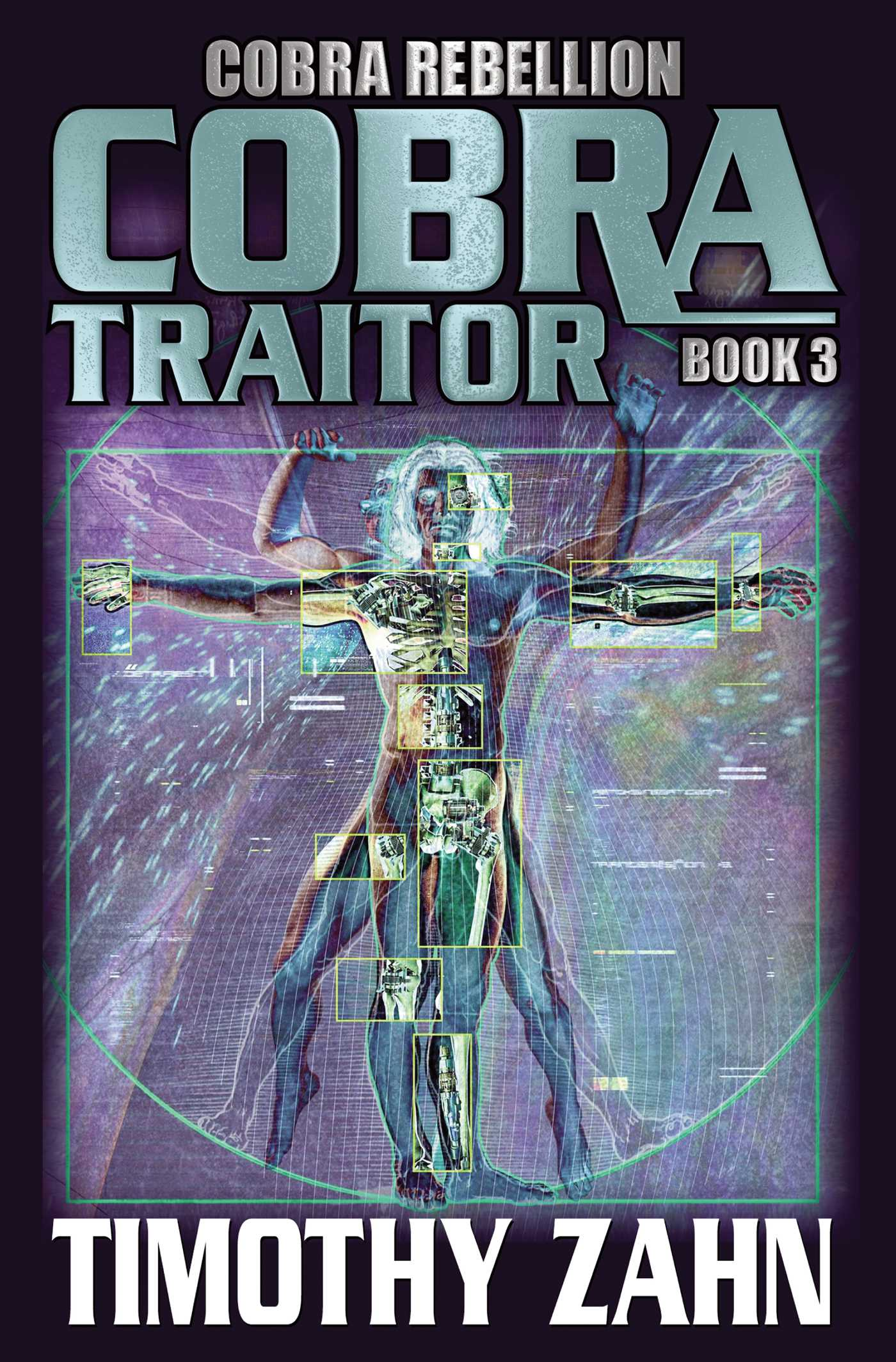 Cobra traitor 9781481482806 hr