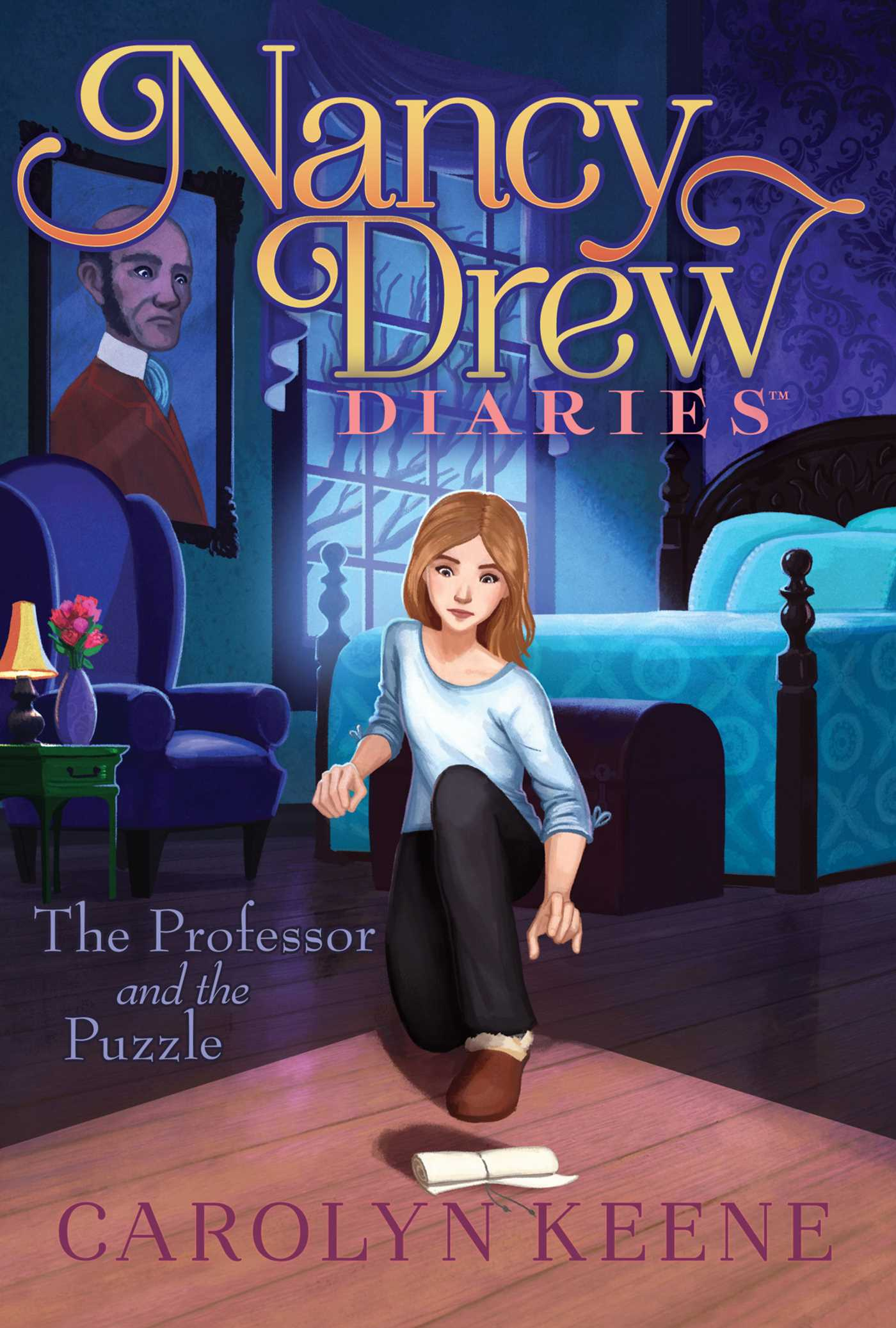 The professor and the puzzle 9781481485432 hr