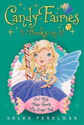 Candy Fairies 3-Books-in-1! #2