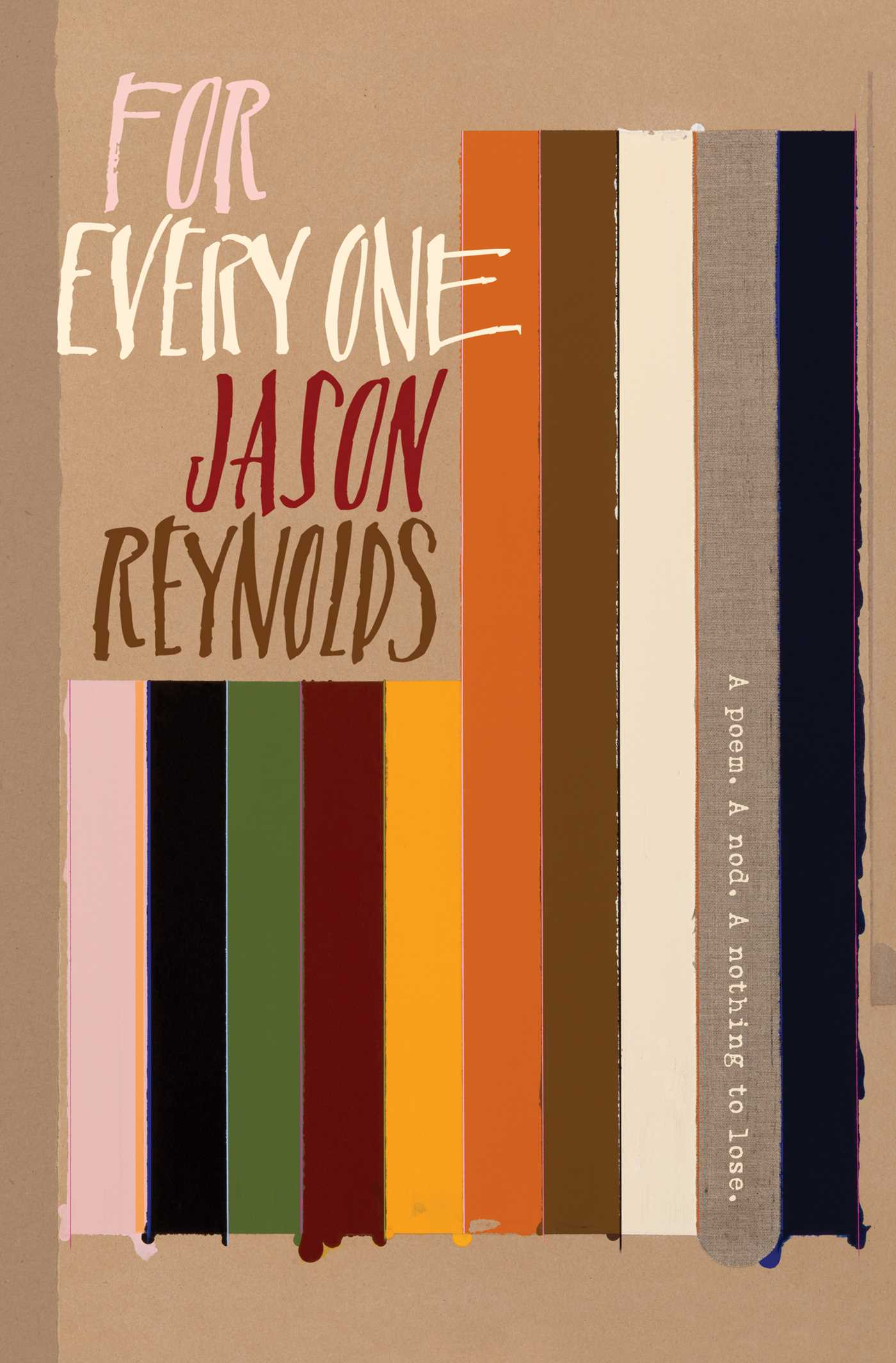 Poetry Book Front Cover : Jason reynolds official publisher page simon