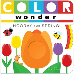 Color Wonder Hooray for Spring!