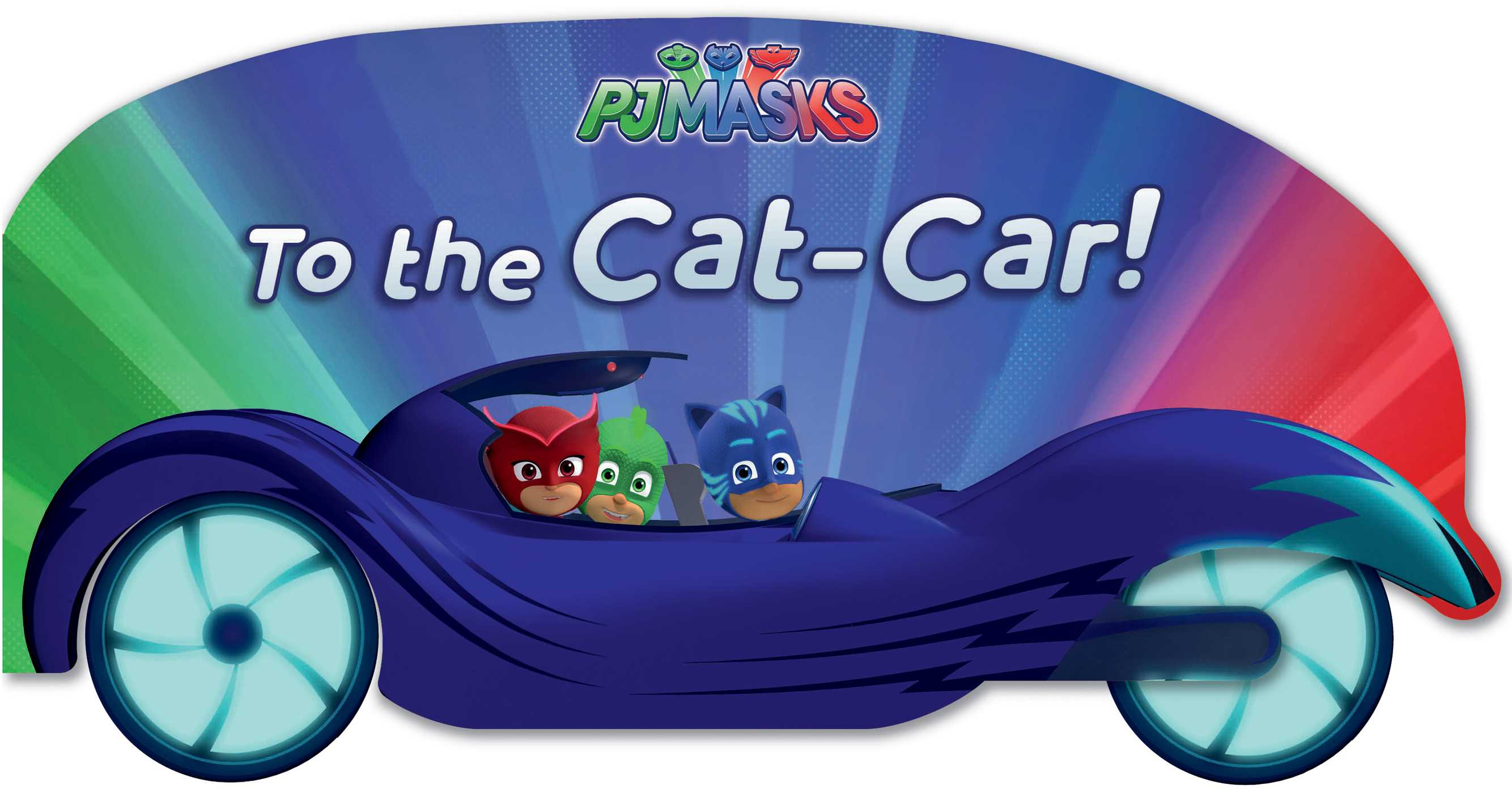 To the cat car 9781481487252 hr
