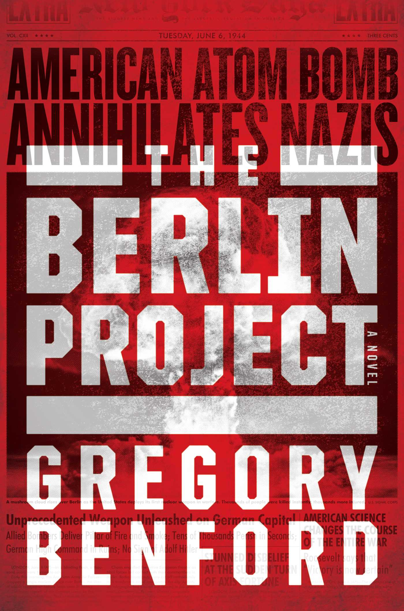 The berlin project 9781481487641 hr