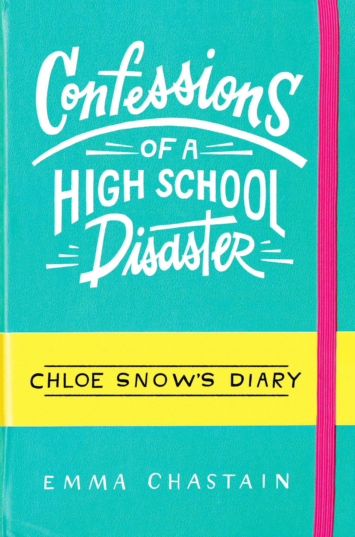 Confessions of a high school disaster 9781481488754 hr