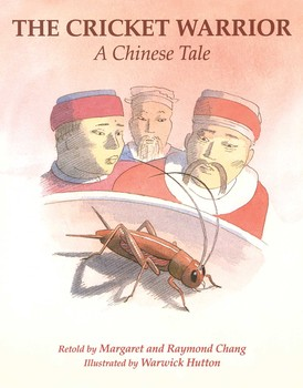 The cricket warrior book by margaret chang raymond chang the cricket warrior fandeluxe Images