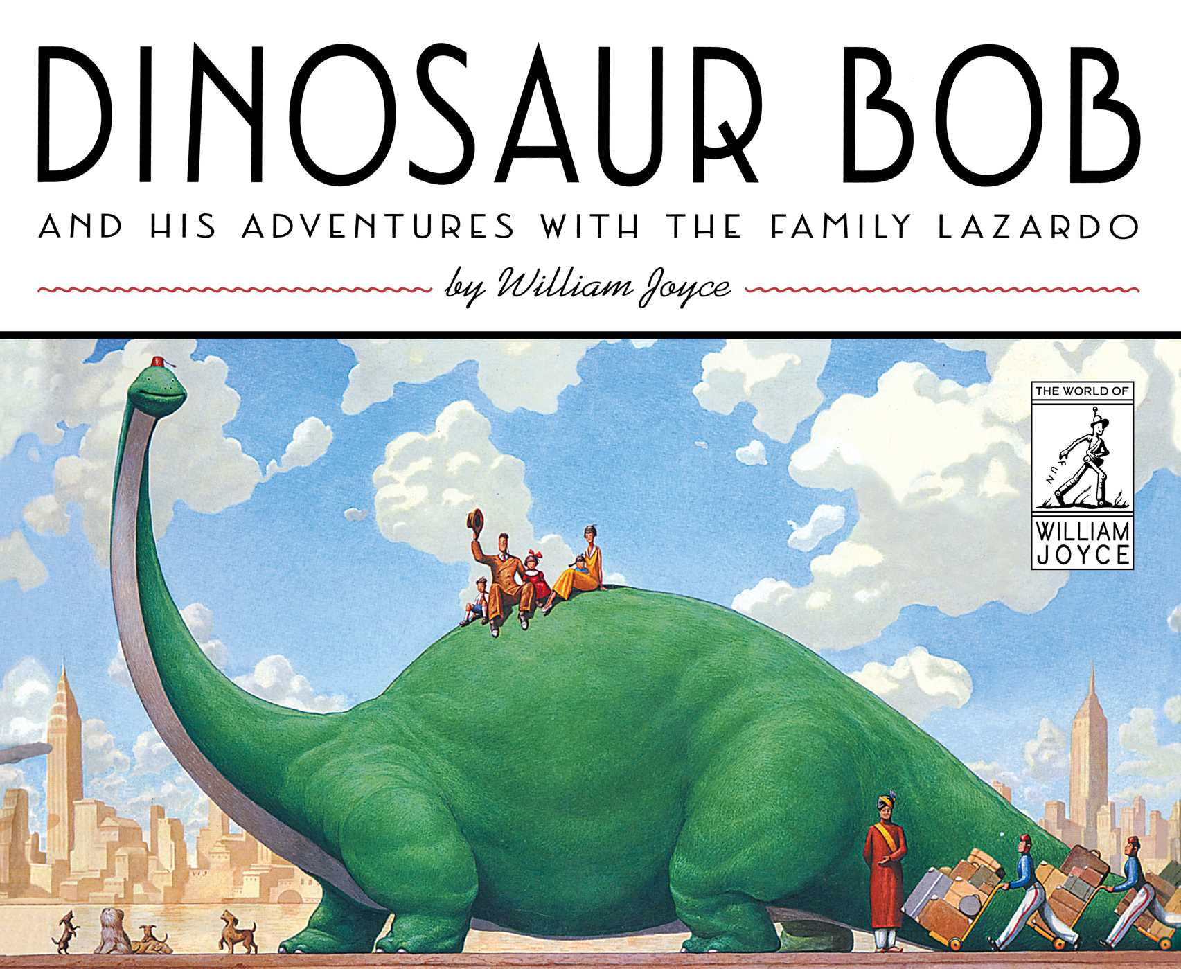 Dinosaur bob and his adventures with the family lazardo 9781481489485 hr
