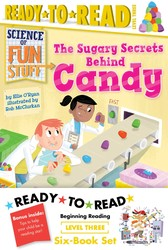 Science of Fun Stuff Ready-to-Read Value Pack