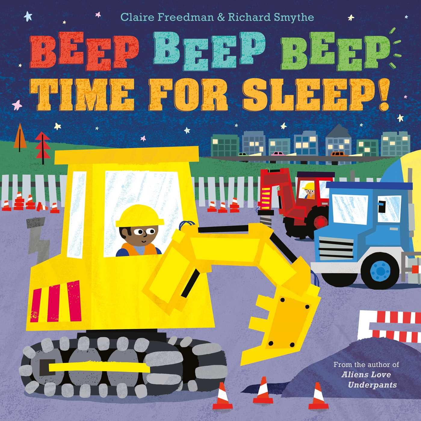 Beep beep beep time for sleep 9781481490115 hr