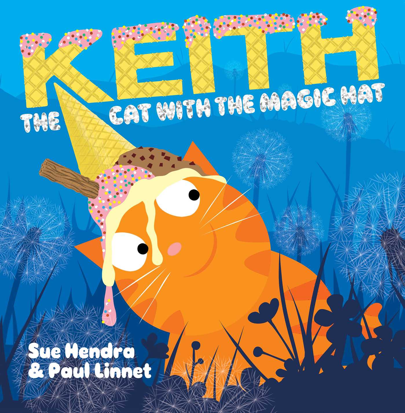 Keith the cat with the magic hat 9781481490351 hr