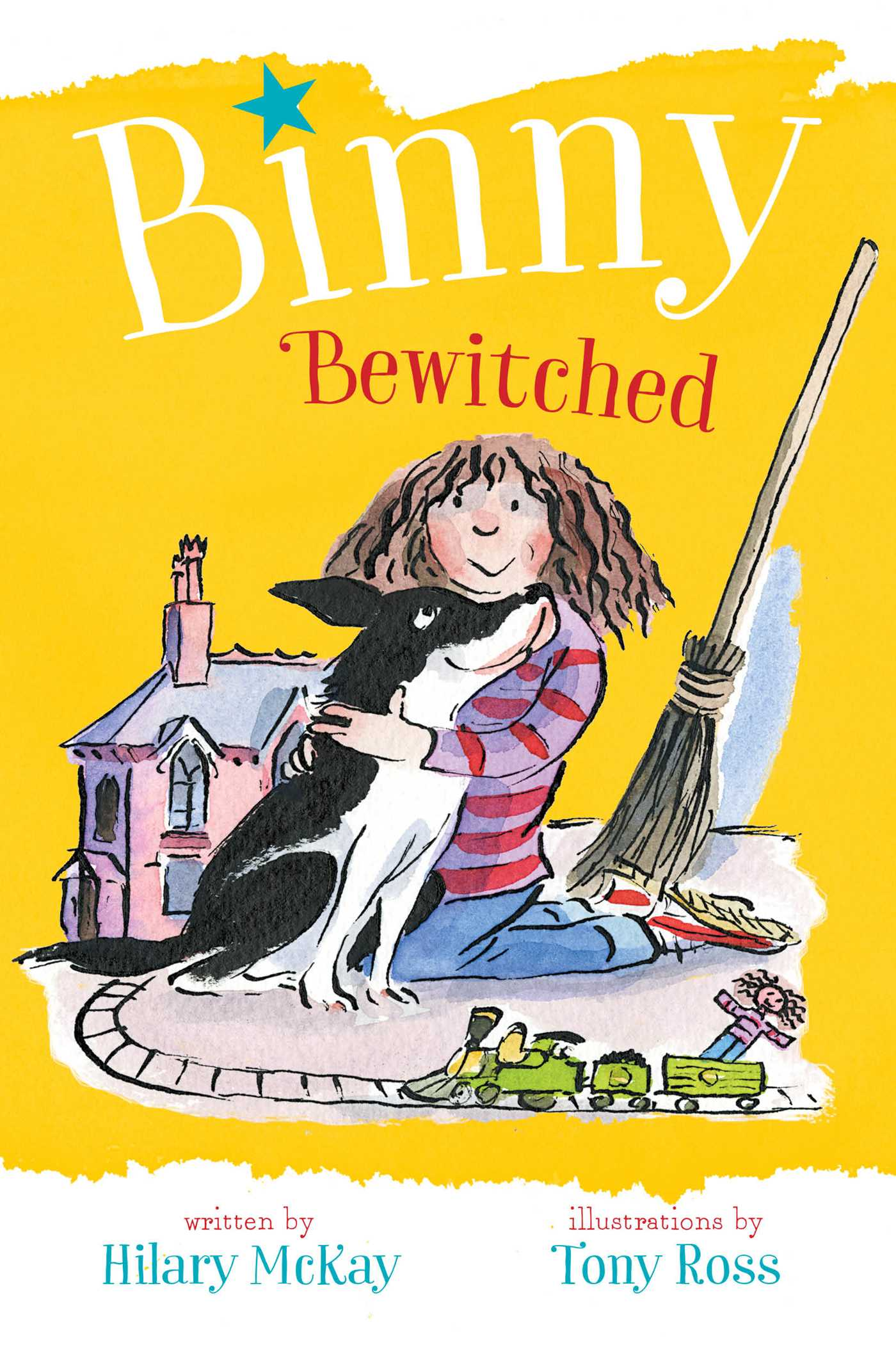 Binny bewitched 9781481491020 hr