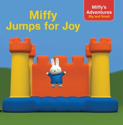 Miffy Jumps for Joy