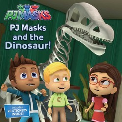 PJ Masks and the Dinosaur!