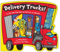 Delivery Trucks!